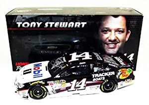 AUTOGRAPHED 2014 Tony Stewart #14 MOBIL 1 RACING (Haas) 1 24 Lionel NASCAR SIGNED... by Trackside Autographs