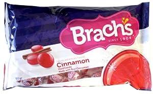 Brach's Cinnamon Hard Candy Discs 1LB