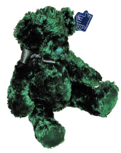 Applause Plush Bear By Russ Berrie Emerald Green