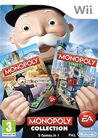 Monopoly Collection (Wii)