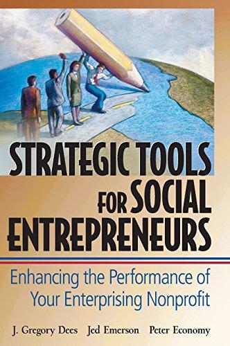 Strategic Tools for Social Entrepreneurs: Enhancing the...