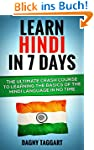 Hindi: Learn Hindi In 7 DAYS! - The U...
