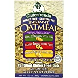 Glutenfreeda's Instant Oatmeal, Variety Pack, 6-Count Packets (Pack of 8) ~ Glutenfreeda's