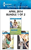 Harlequin Special Edition April 2014 - Bundle 1 of 2: A House Full of Fortunes!\A Camden Family Wedding\Celebrations Baby