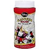 Disney Mickey Calcium Gummies, 60 Count