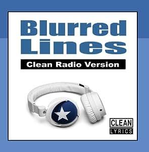 Blurred Lines (Clean Radio Version)
