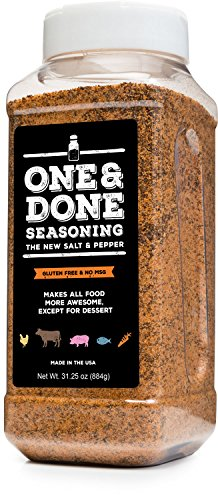 One & Done, All-Purpose Seasoning, 32 Ounces (One Direction Who We Are Spanish compare prices)
