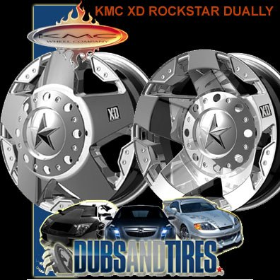 XD Series Rockstar Dually (Series XD775) Chrome