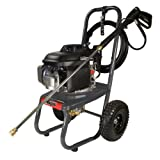 Maxus MX5222 2,500 PSI 2.4 GPM Honda GCV160 Gas Powered Pressure Washer With 25-Foot Hose