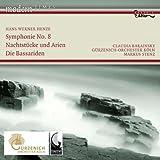 Symphonies No. 8 Nachtstucke Und Arien