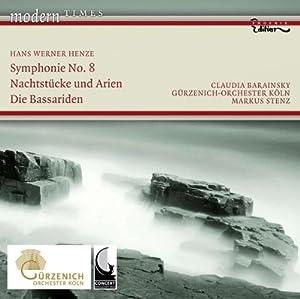 Henze - Symphony No 8