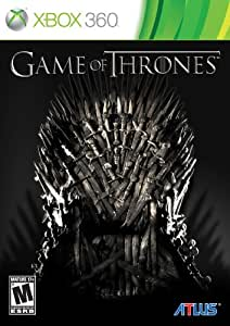 Game of Thrones - Xbox 360 Standard Edition