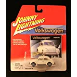 1966 VOLKSWAGEN BEETLE * GRAY * Johnny Lightning 2002 VOLKSWAGEN SERIES 1:64 Scale Die Cast Vehicle