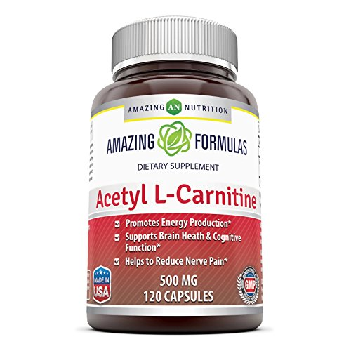 Incroyable Nutrition acétyl L-Carnitine Hcl