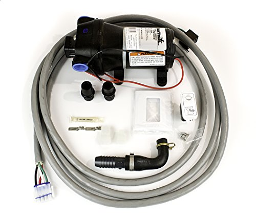 Thetford Marine EASYFIT/ NANO/COMPASS ECO PMP Harness and Acc 12V Kit primary