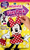Disney Minnie Mouse Play Pack with Mini Paper Doll