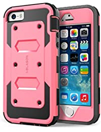 IPhone 5S Case, [Heave Duty] **Slim Protection** I-Blason Armorbox [Dual Layer] Hybrid Full-body Protective Case...