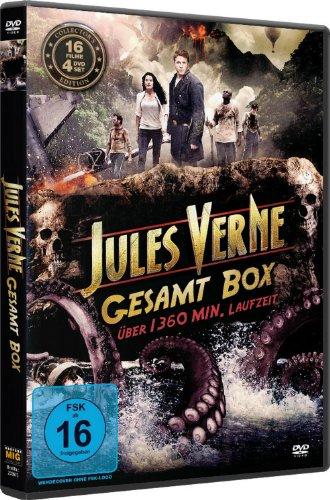 Jules Verne Gesamtbox [4 DVDs]