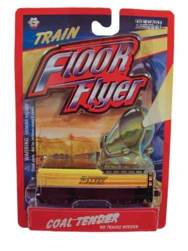 Floor Flyer Diecast Train: Coal Tender
