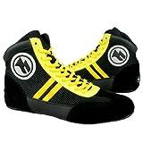 マーシャルワールド(MARTIAL WORLD) ボクシングシューズ・26.0cm・黒 BXS1-260-BK ランキングお取り寄せ