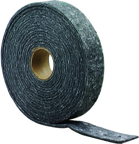 M-D Building Products 03350 3/16-Inch by 11/4-Inch by 17-Feet Multipurpose Felt Weather-strip