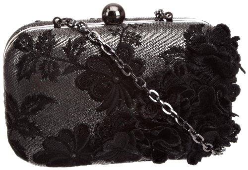 Bourne Women's Rosa Clutch Bag Light Pewter H08604