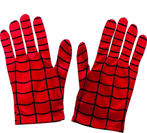 Rubie'S Marvel, Ultimate Spider-Man Child Gloves front-1075844
