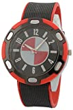 Sams Dreamzz Analogue Black Men's Watch-BMW_Red