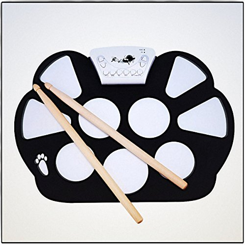 best-electronic-drum-set-for-kids-real-drum-sounds-using-9-pads-comes-with-sticks-foot-pedals-perfec