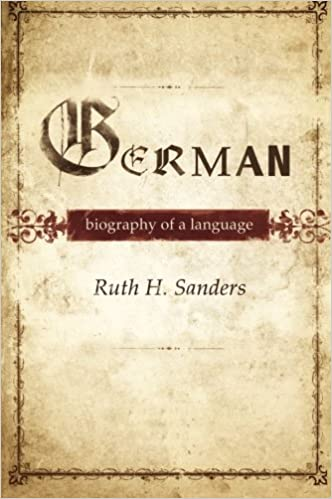 german language biography Book Cover