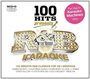 R&B Karaoke by 101 DISTRIBUTION
