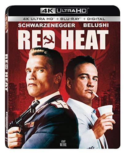 4K Blu-ray : Red Heat (2 Discos)