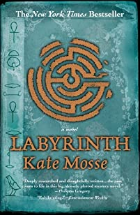 Labyrinth by Kate Mosse ebook deal