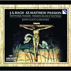 "J.S. Bach: St. Matthew Passion, BWV 244 / Part One - No.25 Choral: ""Was mein Gott will, das g'scheh allzeit"""