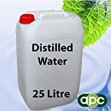 25 Litre (25L) Distilled Water (inclCourier Delivery & Same Day Despatch)