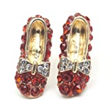 Red Shoes Stud Earrings