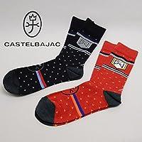(カステルバジャック) CASTELBAJAC カステルバジャック 靴下 21901-134 CASTELBAJAC fs04gm