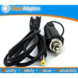 Nextbase SDV49-A 12V in car Lighter Adapter Lead Charger for Portable DVD Player