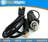 Philips PET712/05 IN CAR portable dvd Player 12v Power adapter charger cable lead