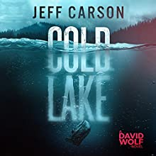 Cold Lake: David Wolf Series, Book 5 Audiobook by Jeff Carson Narrated by Sean Patrick Hopkins
