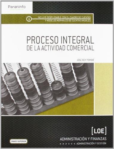 PROCESO INTEGRAL DE LA ACTIVIDAD COMERCIAL descarga pdf epub mobi fb2