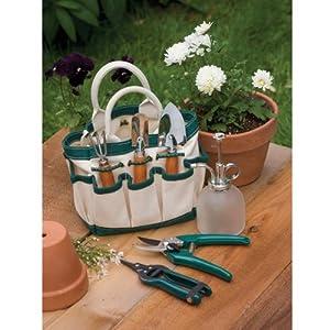 Wrapables indoor gardening tool set patio for Indoor gardening amazon