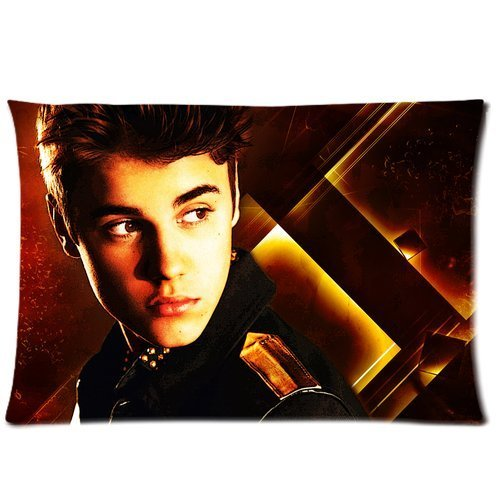 Butuku Custom Justin Bieber Pillowcase Standard 20X30 (One Side) Pillow Cover Plc-1652 front-770002