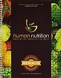Human Nutrition: Navigating through the Maze