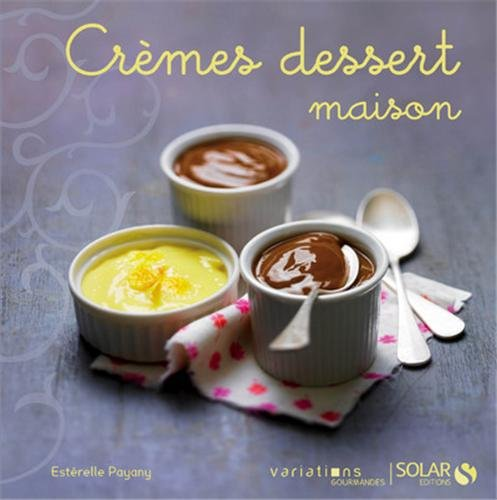 Crmes dessert