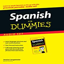 Spanish for Dummies (       UNABRIDGED) by Jessica Langemeier Narrated by uncredited