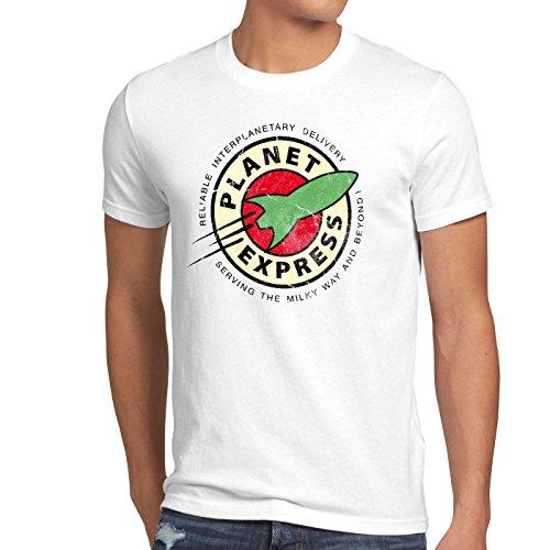 style3-planet-express-t-shirt-da-uomo-prof-farnsworth-intergalactic-delivery-dimensionelcolorebianco