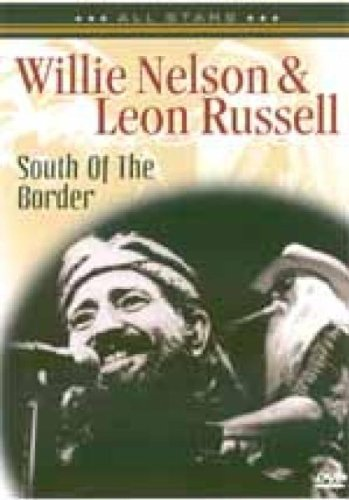 Willie Nelson & Leon Russell - South of the B..., DVD