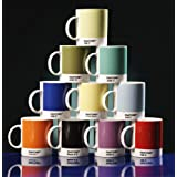 Pantone Mugs, set of 10by ILLUSTRATED LIVING