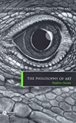 Philosophy of Art (Foundations of the Philosophy of the Arts)